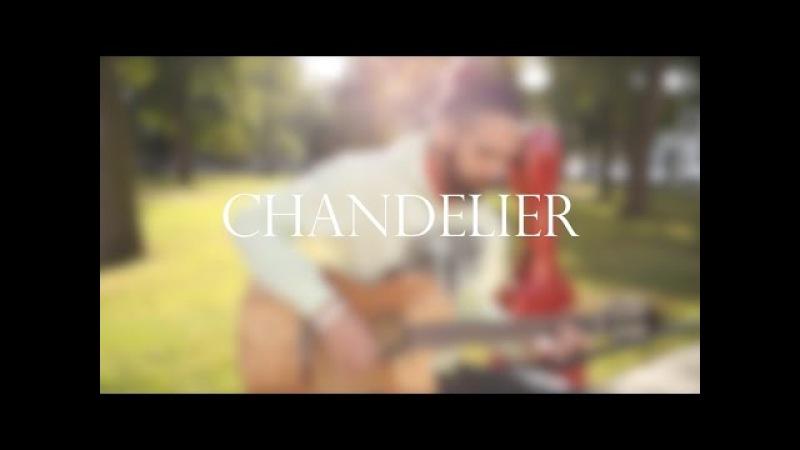 Sia - Chandelier (theToughBeard Cover)