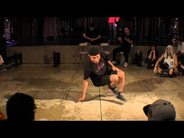 SHADE(ARIYA) JUDGE DEMO / Beat jungle vol.28 BREAK DANCE BATTLE 中央大学ダンスサークル NAOKAN ダンスイベント