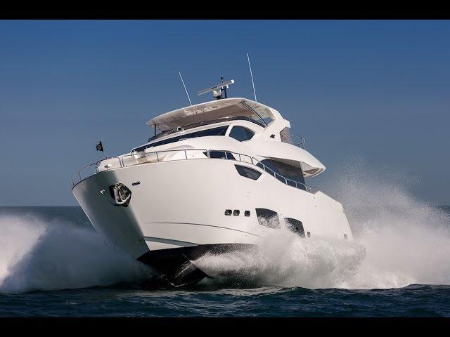 Sunseeker 95 Yacht | Motor Boat Yachting