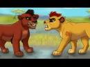 Kion and Kovu Friends for life