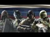 Смертоносный отряд ФСБ Российский спецназ в игре Rainbow Six Осада Трейлер на русс ...