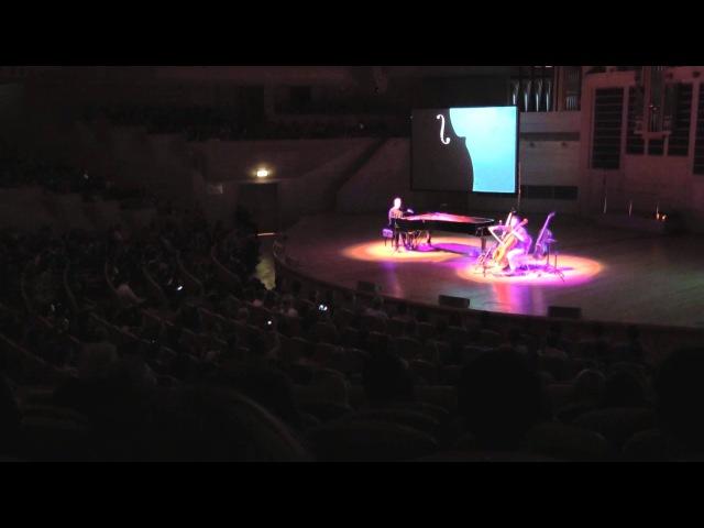 The Piano Guys - Moscow Suburban Night Подмосковные вечера (Live in Moscow 14 apr 2014)