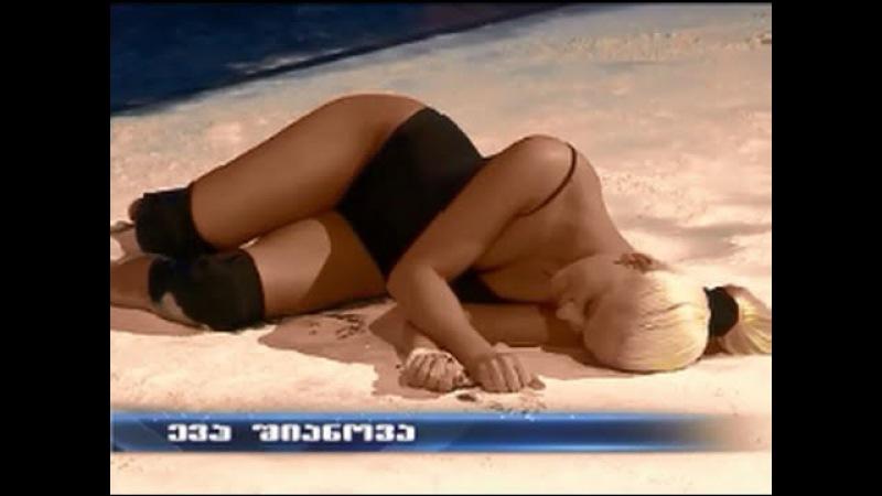 Шоу талантов в Грузии Ева Шиянова смотреть онлайн без регистрации
