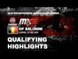 MX2 Qualifying Race Highlights Fiat Professional MXGP of Belgium 2016