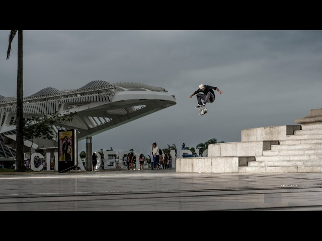 Nike SB | Luan Oliveira | One For All