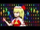 【Paint tool SAI】 Flandre Scarlet Fan art [SPEEDPAINT]