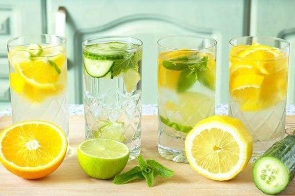Эффективная вода для похудения!