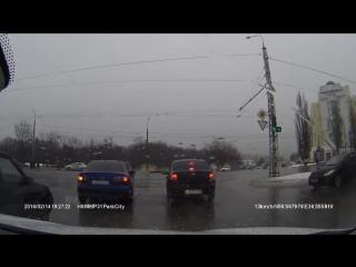 ДТП на дорогах.Аварии на видеорегистратор №127 Сar crash compilation 2016