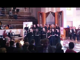 Госпел-хор ST. Peter's Gospel Choir