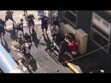 Russian hooligans smash England fans in Marseille - 11 06 2016