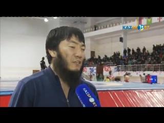 D.Konaev Internacional tournament in Taraz city 27.112016