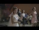 Зажигательный танец 'подружек  невесты