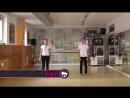 ФЛЕШМОБ ТАНЕЦ Монстер Хай от школьников Италии. Flash MOB DANCE from monster high school students. - YouTube (360p)