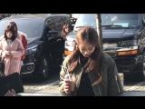 [FANCAM] 161125 - T-ara arrive to SBS Radio