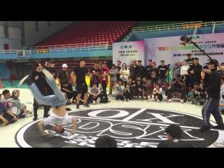 Kid K.Andre(China,Ukraine) vs DOL.Zooty Zoot (Korea)