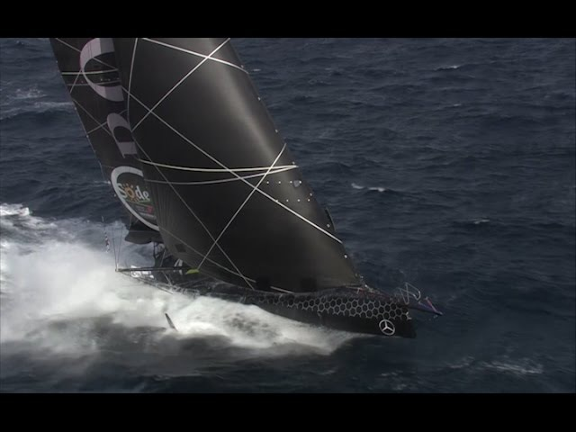 Vendée Globe 216-2017 - Alex THOMSON / HUGO BOSS