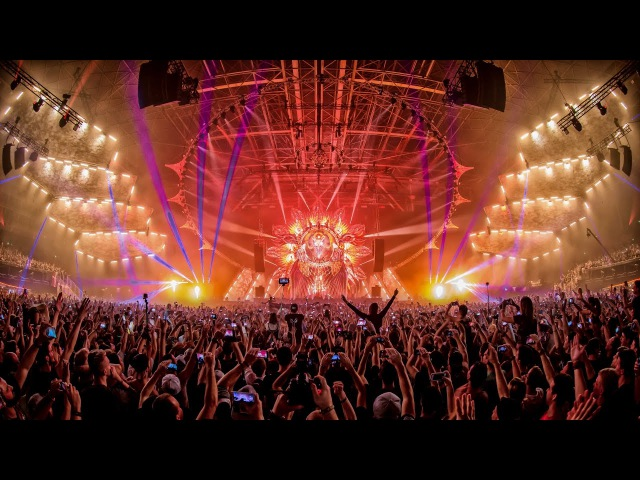 Qlimax 2016 | Official Q-dance Anthem Show | Coone - Rise of the Celestials
