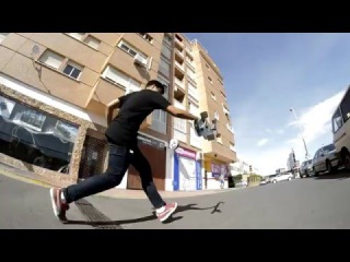 Nito Alonso - 'Sunday Longboarding Session' (Longboard Freestyle & Dancing)