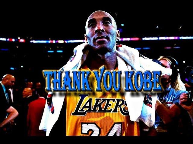 Last dance Kobe Bryant. Thank You Mamba.
