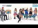 Weekly Idol EP.266 I.O.I relay free dance
