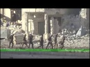 See how the Syrian army forces and allies entered the west of Aleppo in 1070 and how the gunmen fled from him