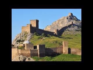 Трип: День 40 - Место героев - Аджимушкайские каменоломни. Генуэзская крепость. (Си...