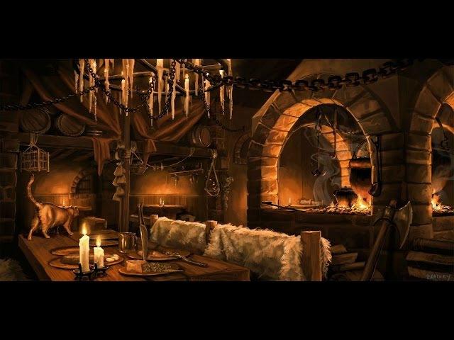 RPG Playlist Tavern Inn Music