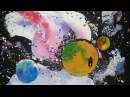 How to Draw Outer Space   Technique Monotype   Gouache   IOTN