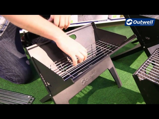 The Portable Grill Go