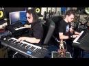Classic Game Music Tomb Raider Theme Duet