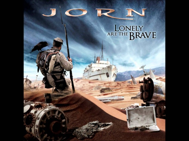 Jorn Lande-stormbringer(Deep Purple Cover)