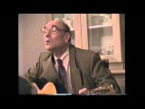 Александр Дулов. Домашний концерт, ноябрь 1995 года. Израиль.