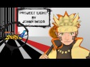Naruto Shippuden: Ultimate Ninja Storm 4 - (Project Light Graphic Mod) Comparison to Rebirth v2.0
