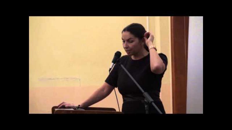 Cеминар Карьерный рост | Наталья Синдеева | ЕУСПб | Лекториум