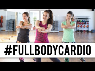 Fortalecer musculatura y reducir grasa   45 minutos FULL BODY CARDIO 5