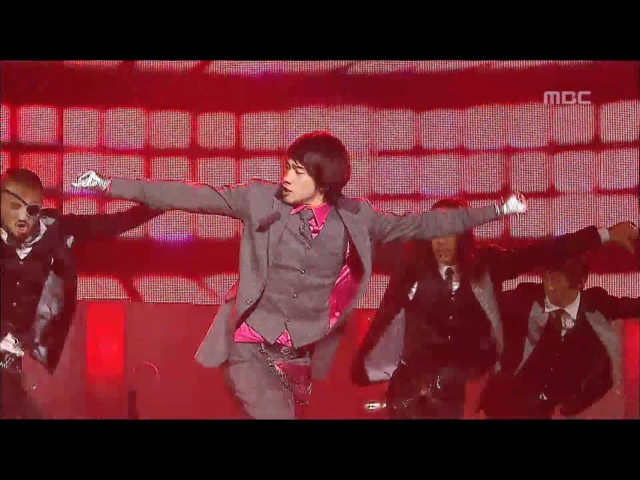 Rain - Rainism, 비 - 레이니즘, Music Core 20081101