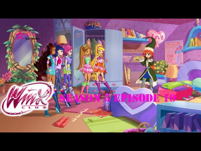 Winx Club 5X10 Magické Vánoce - CZ | S05E10 A Magix Christmas (FULL HD 1080p) - Video Dailymotion