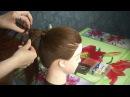 Причёска хвост на каждый день