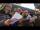АМЕРИКАНЦЫ ПОЮТ ГИМН РОССИИ. Американский хор спел гимн России в память о жертва...