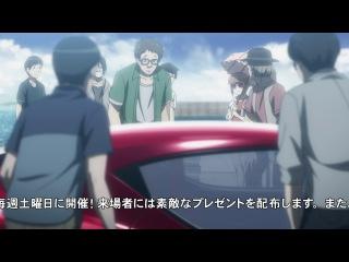 [SHIZA] Всё сведётся к F: Идеальный инсайдер / Subete ga F ni Naru: The Perfect Insider TV - 2 серия [Elrid & Hekomi] [2015] [Ру