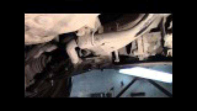 Правильный осмотр ходовой на Рено Логан, Сандеро, Логан2, Сандеро2
