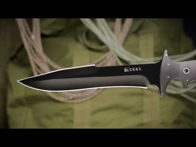 Blade Features of the FE Knife Series - 2 of 4