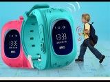 Детские часы с gps трекиром