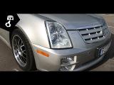 Cadillac STS 3.6L V6 Тест-драйв zhmuraTV
