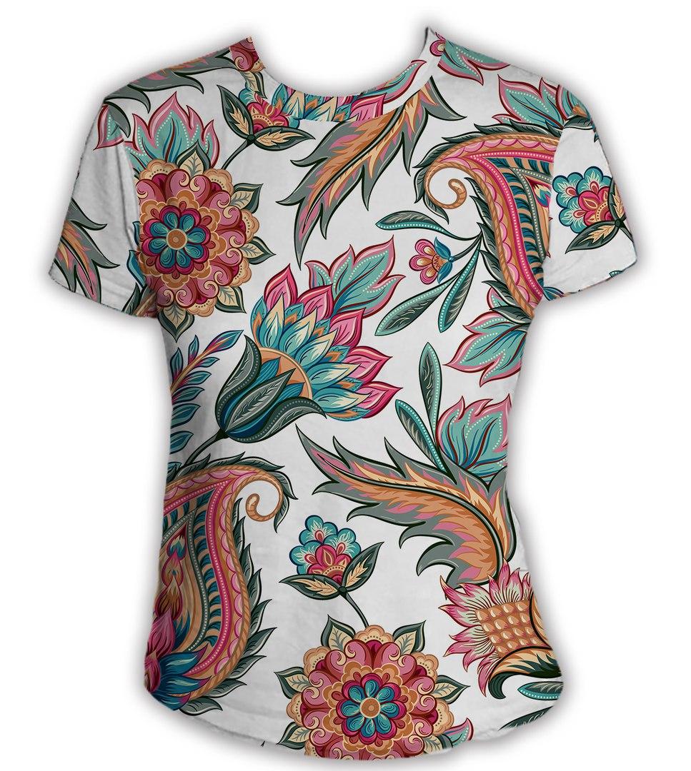 Красивые женские футболки
