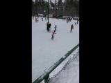Найс на коньках