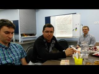 Анрей о клубе Переговорщики для переговорщиков