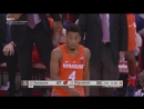 Syracuse vs. Wisconsin Mens Basketball Highlights (2016-17)