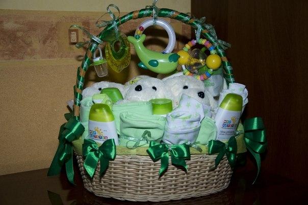 Какой подарок сделать новорожденному