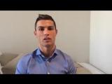Видеообращение Криштиану Роналду к сирийским детям
